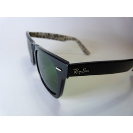 Ray-Ban-Lunettes homme-Noir,Blanc