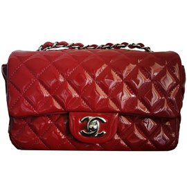 Chanel-Bag-Red