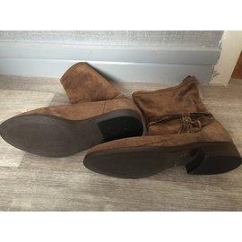 Minelli-boots-Caramel