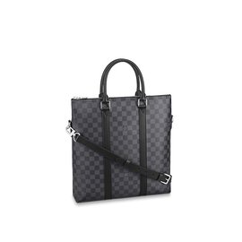 Louis Vuitton-Sac-Gris