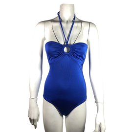Diane Von Furstenberg-Maillot de bain-Rouge,Bleu