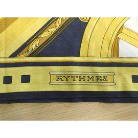 Hermès-Polos-Blue,Yellow