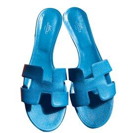 Hermès-Oasis-Blue