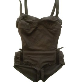 Eres-Swimwear-Dark grey