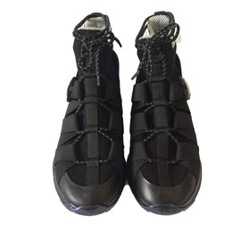 Christopher Kane-sneakers-Black