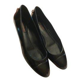 Louis Vuitton-Ballet flats-Black