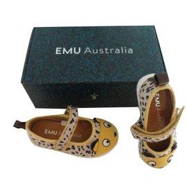 EMU Australia-Ballet flats-Leopard print