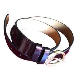 Louis Vuitton-Ceintures-Violet