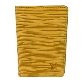 Louis Vuitton-Portefeuille-Paille