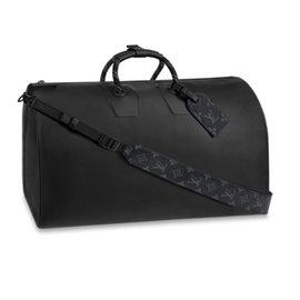 Louis Vuitton-keepall 50-Noir