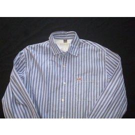Napapijri-Chemises-Bleu