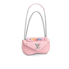Louis Vuitton-New Wave Chain Bag MM-Rose