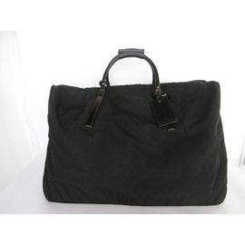 Gucci-Gucci  Large Travel Bag-Noir