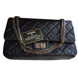 Chanel-2,55-Bleu Marine