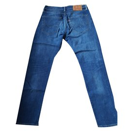 Levi's-jean 512 Slim Tapered-Bleu