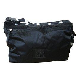 Chanel-Bag-Black,Zebra print
