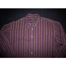 Autre Marque-Chemises-Marron