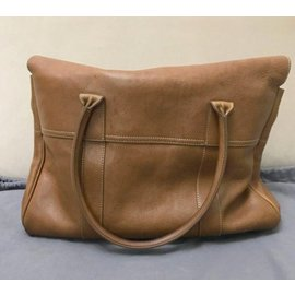 Mulberry-Handbags-Caramel