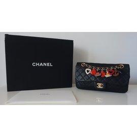Chanel-Classique - édition limitée St-Valentin-Noir