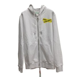 Off White-Sweat homme-Blanc