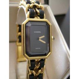 Chanel-Montre Chanel Première-Doré