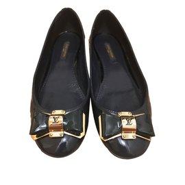 Louis Vuitton-Lou ballerina-Noir