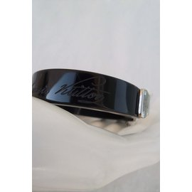 Louis Vuitton-BRACELET LOCK ME-Noir