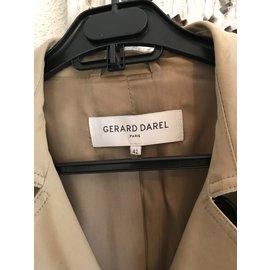Gerard Darel-Trenchs-Beige