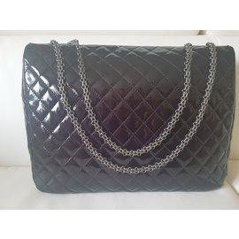 Chanel-2.55 Reissue-Black