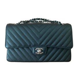 Chanel-Bolsas-Preto