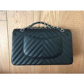 Chanel-Handtaschen-Schwarz