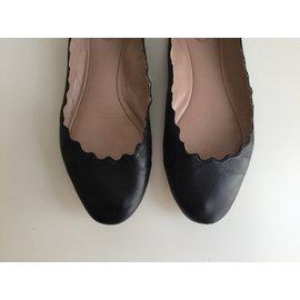 Chloé-Ballet flats-Black