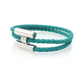 Hermès-bracelet Torunis-Bleu