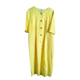 Givenchy-Dresses-Yellow