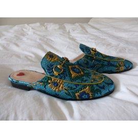 Gucci-Princetown-Bleu