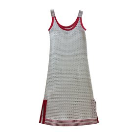 Sonia Rykiel-Dresses-White,Beige