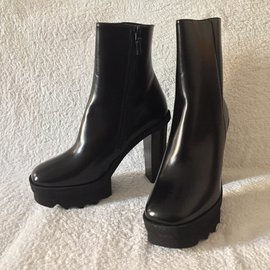 Stella Mc Cartney-Bottines-Noir