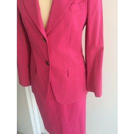 Yves Saint Laurent-Vintage Skirt suit-Other