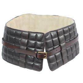 Chanel-corset-Marron
