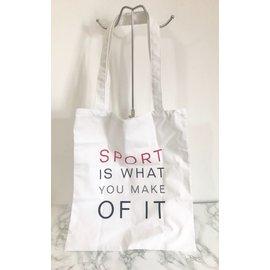 Chanel-Tote bag vip chanel allure-Blanc