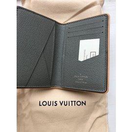 Louis Vuitton-Petite maroquinerie homme-Argenté