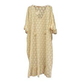 Autre Marque-Dresses-Cream