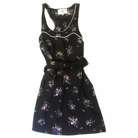 Claudie Pierlot-Dress-Black