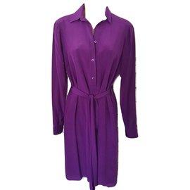 Gucci-Dresses-Purple