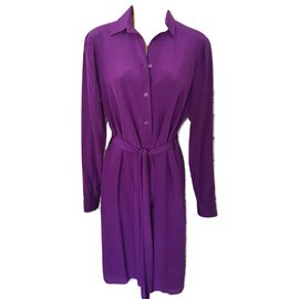 Gucci-Robes-Violet