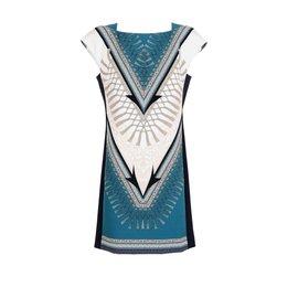 Versace-Dress-Blue