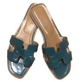 Hermès-Sandales Oran-Autre