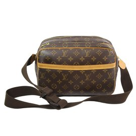 Louis Vuitton-reporter-Marron