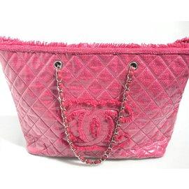 Chanel-Sacs à main-Rose