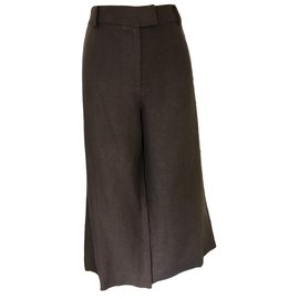 Hobbs-Pantalons-Marron
